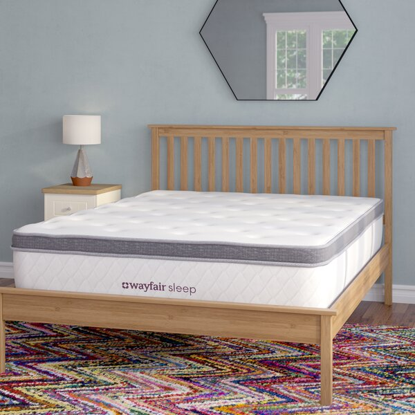 Wayfair Sleep 13 inch Plush Pillow Top Mattress by Wayfair Sleep™