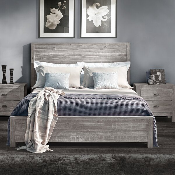 Montauk Standard Bed by Grain Wood Furniture