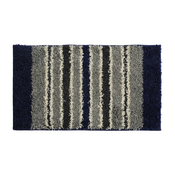 Blue/Gray Area Rug by Attraction Design Home