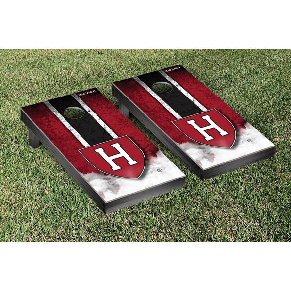 NCAA Vintage Version Cornhole Game Set by Victory Tailgate