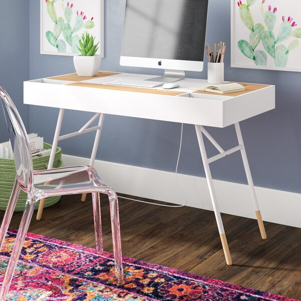 Chiesa Writing Desk by Mercury Row