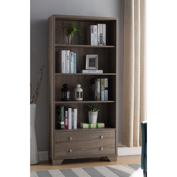 Melisa Standard Bookcase By Winston Porter