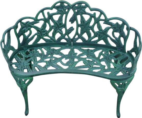 Lily Garden Décor Bench by Oakland Living