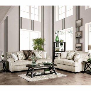 Hall 2-pcs Living Room Set by Red Barrel Studio®