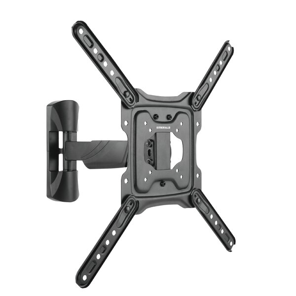 Full Motion TV 23-55 Wall Mount Greater than 50 Plasma by Emerald