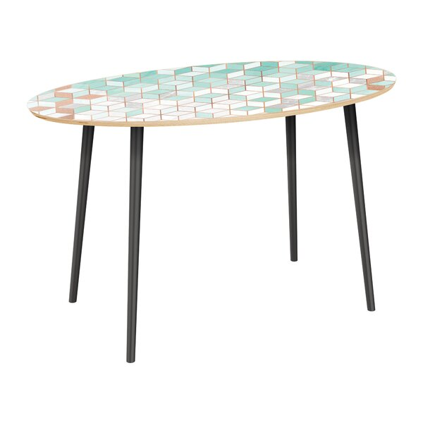 Goyette Dining Table by Bungalow Rose