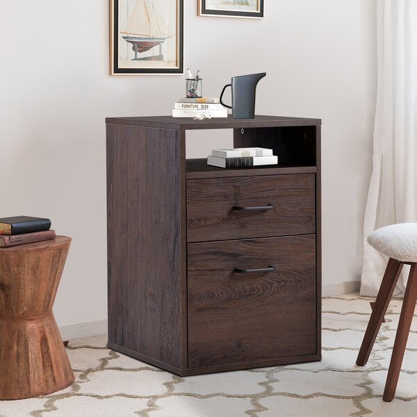 Sermons Home Office 2-Drawer Vertical Filing Cabinet