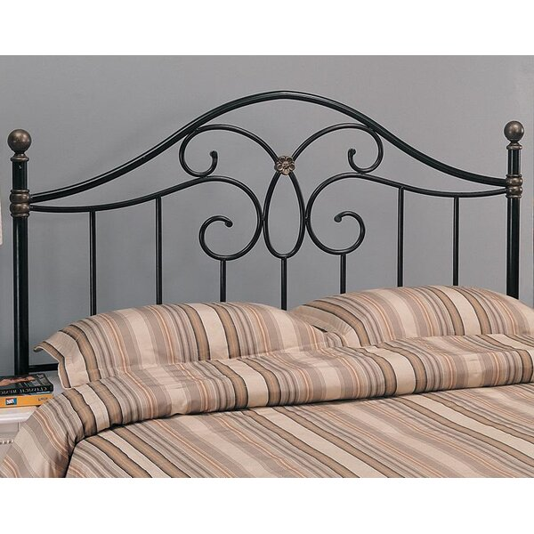 Leary Open-Frame Headboard By August Grove by August Grove Comparison