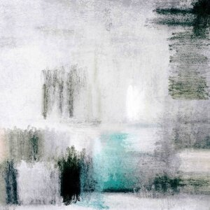 'Abstract 4814-3' by Irena Orlov Painting Print on Wrapped Canvas by Marmont Hill