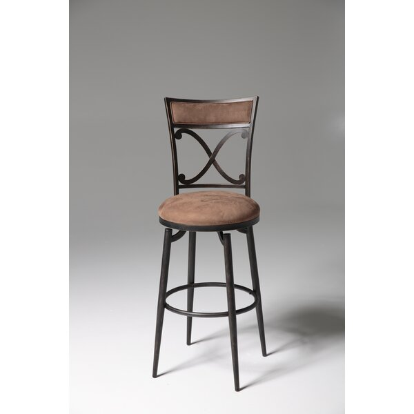 Montgomery 30 Swivel Bar Stool by Fashion Bed Group