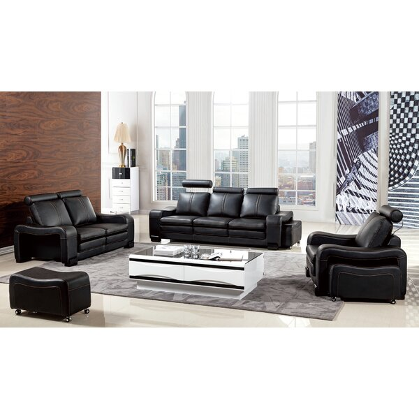 Vierra 6 Piece Living Room Set by Latitude Run
