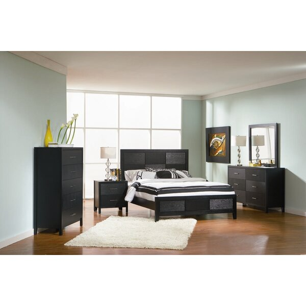 DeBary Panel Configurable Bedroom Set by Brayden Studio