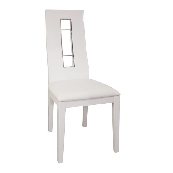 Novo Side Chair (Set of 2) by Sharelle Furnishings