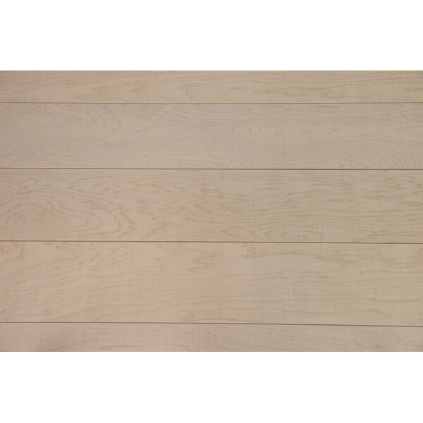 Sydney 7 Engineered Hickory Hardwood Flooring in Linen by Branton Flooring Collection