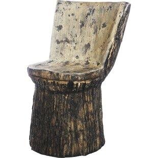 Saddleback Barrel Chair