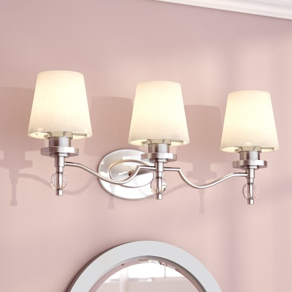 Sely 3-Light Vanity Light by Willa Arlo Interiors