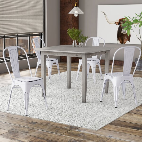 Curry Dining Chair (Set of 4) by Williston Forge