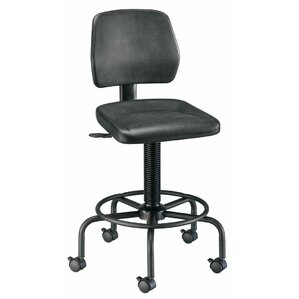 Low Back Drafting Chair