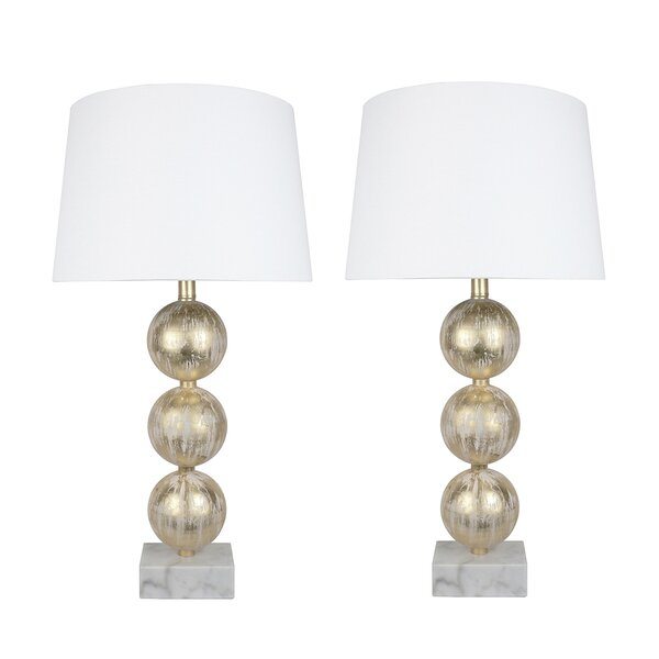 Voille 30 Table Lamp (Set of 2) by Urbanest