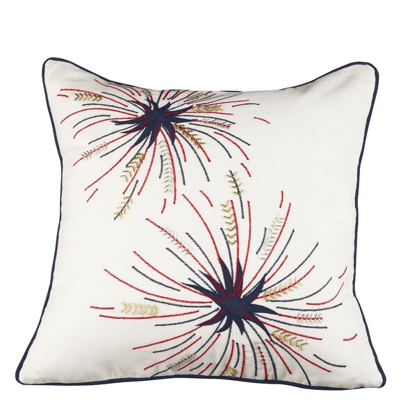 Liberty Fireworks Pillow Cover by Birch Lane™