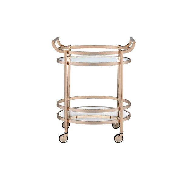 Mowgli Bar Cart by Mercer41