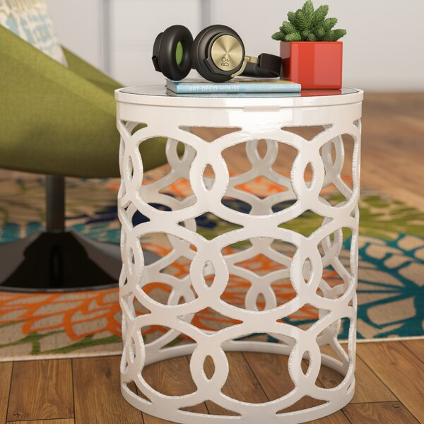 Harmony Accent Stool by Zipcode Design