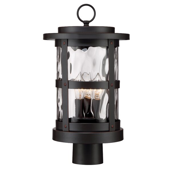Terraze 3-Light Lantern Head by Designers Fountain