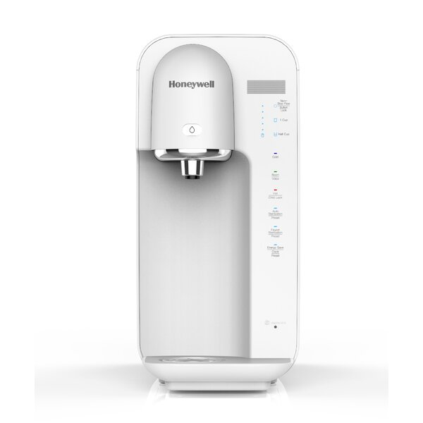 Bottleless Countertop Hot, Cold, and Room Temperature Electric Water Cooler by Honeywell