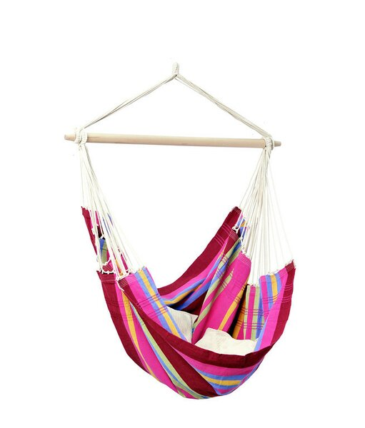 Molina Brazil Cotton Chair Hammock by The Holiday Aisle The Holiday Aisle