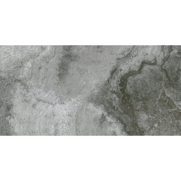 Baroque 12 x 24 Porcelain Field Tile in Ares by Parvatile