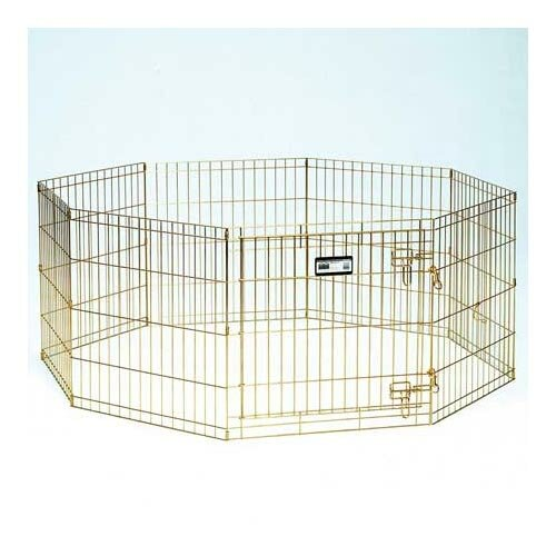Pet Exercise Metal Yard Kennel by Midwest Homes For Pets