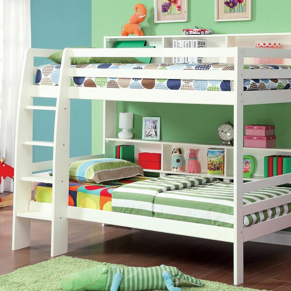 Forsyth Twin over Twin Bunk Bed by Harriet Bee