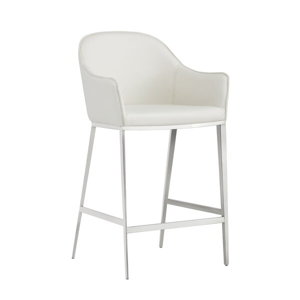 Ikon Stanis Counter 26 Bar Stool by Sunpan Modern