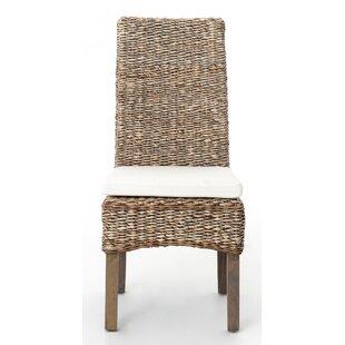 Beau Huetter Banana Leaf Parsons Chair