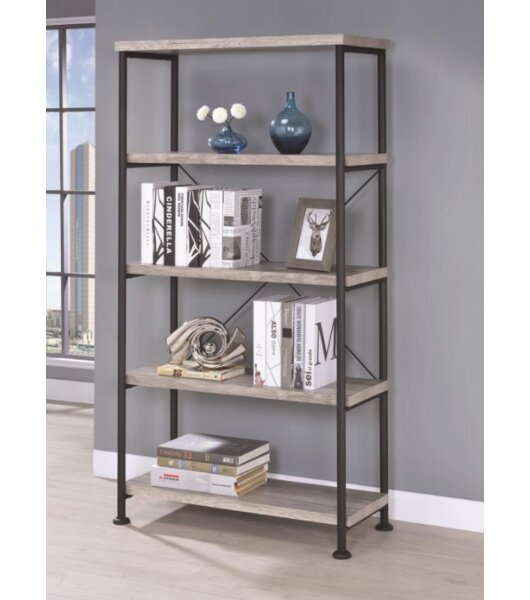 Cifuentes Single Etagere Bookcase by Williston Forge