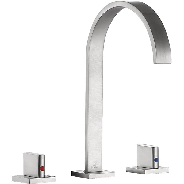 Sabre Double Handle Widespread Bathroom Faucet by ANZZI