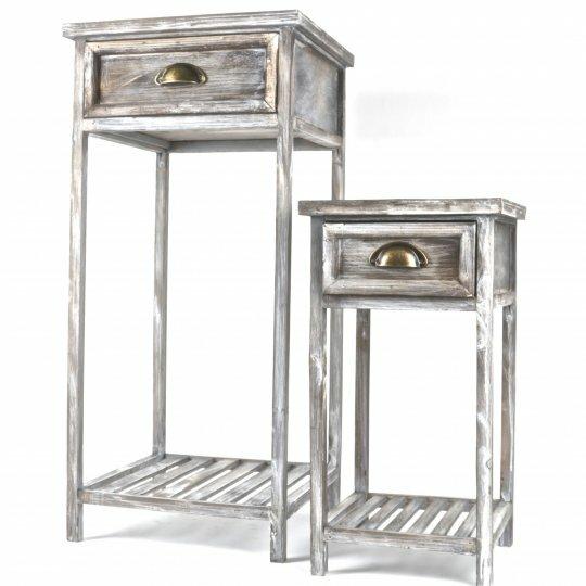 Review Flemington 2 Piece Nesting Tables