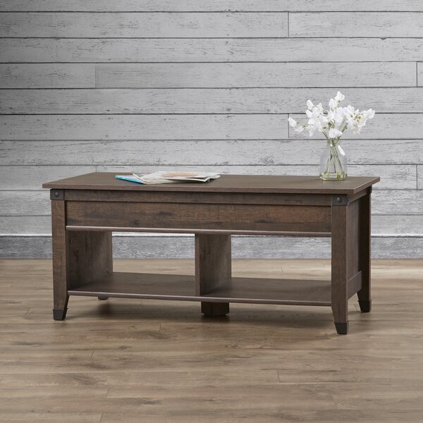 Chantrell Lift Top Coffee Table with Storage by Trent Austin Design Trent Austin Design