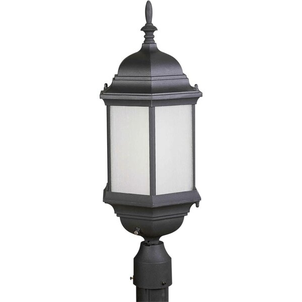 Rockmill 1-Light Lantern Head by Three Posts