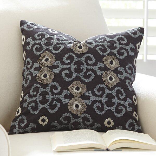 Alisa Cotton Throw Pillow by Birch Lane™