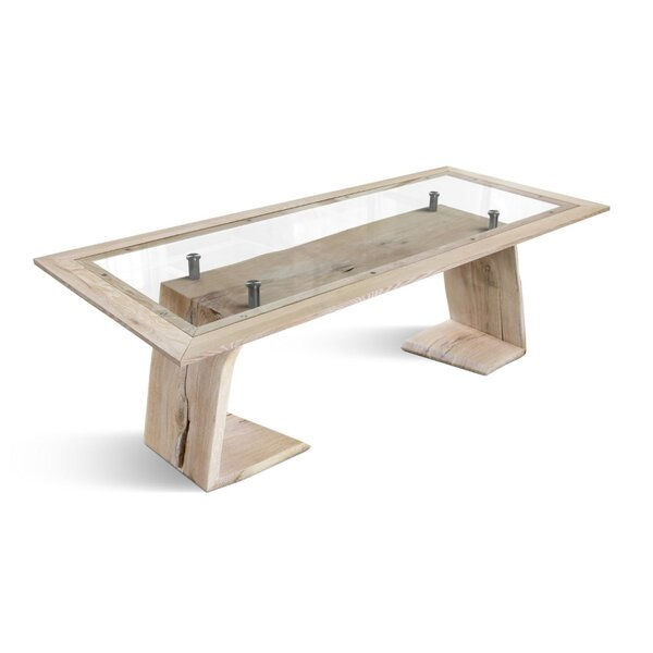 Shevlin Solid Wood Dining Table by Union Rustic Union Rustic