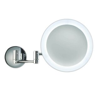 Pure LED Magnifying Mirror ByWS Bath Collections