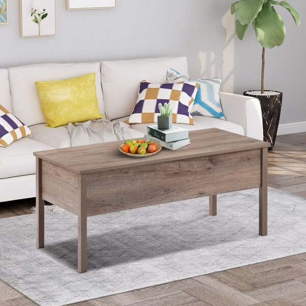 Griffing Lift Top Coffee Table With Storage By Foundry Select