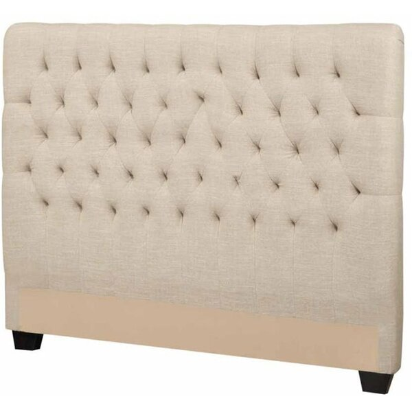 Torrington Upholstered Panel Headboard by Ivy Bronx