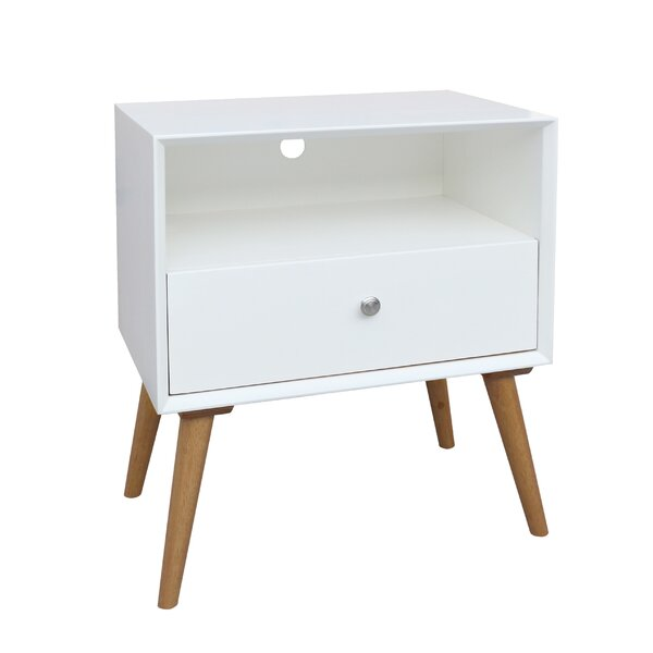 Eoin End Table with Storage by Latitude Run