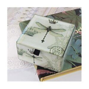 Dragonfly Treasure Box by Value Arts Company