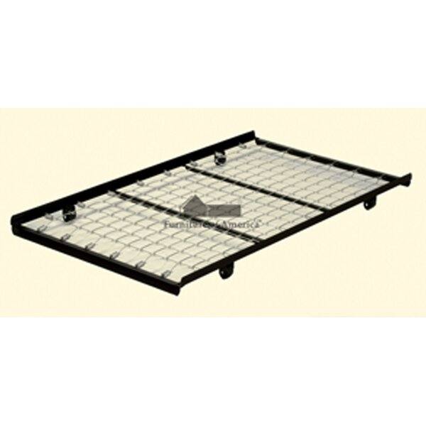 Bed Frame With Trundle Wayfair