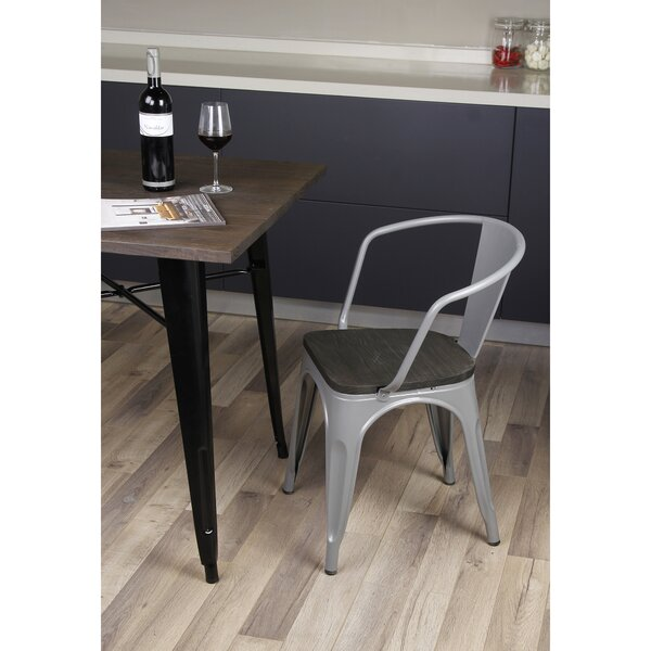 Flovilla Dining Chair (Set of 2) by 17 Stories