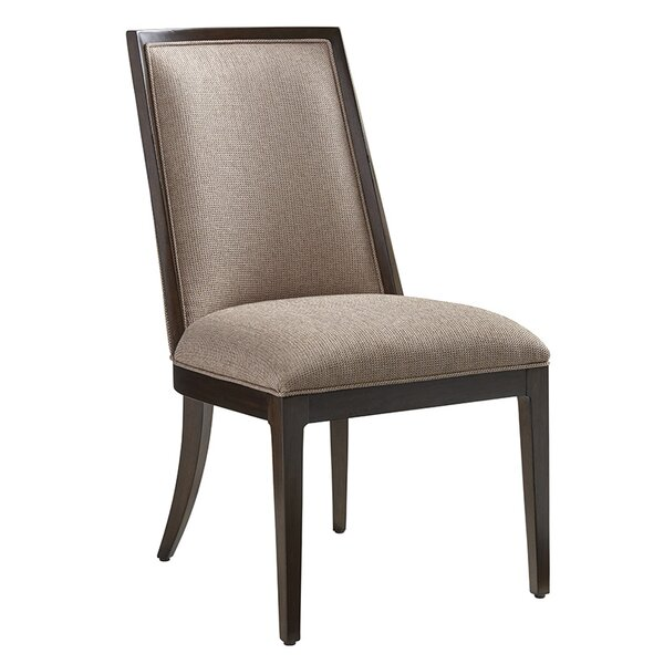 Zavala Ellipsis Upholstered Side Chair by Lexington