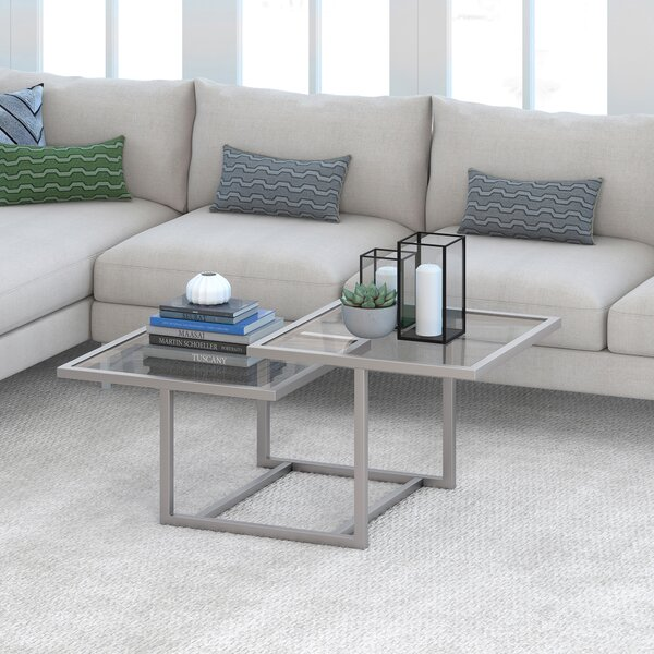 Chattahoochee Two-Tier Coffee Table by Everly Quinn Everly Quinn
